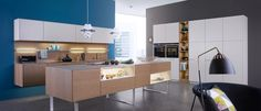 CLASSIC-FS | TOPOS › Modern Style › Products › LEICHT – Modern kitchen design for contemporary living