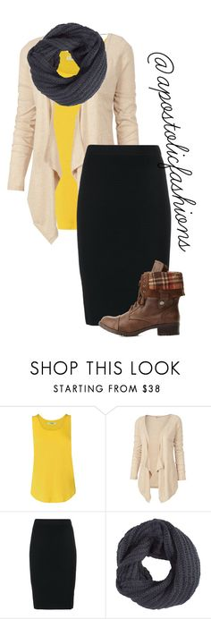 """""""Apostolic Fashions #1329"""" by apostolicfashions ❤ liked on Polyvore featuring Fat Face, Jonathan Simkhai, Pistil, Charlotte Russe, modestlykay and modestlywhit"""