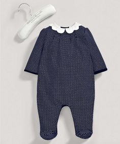 Girls Welcome to the World Scallop Bib All in One - New Arrivals - Mamas & Papas