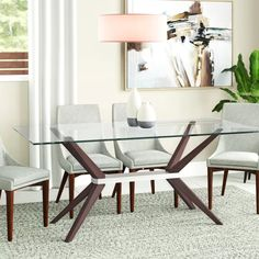 Metal Base Dining Table, Dining Table Sale, Glass Top Dining Table, Rectangle Dining Table, Counter Height Dining Table, Dining Table Legs, Extendable Dining Table, Dining Table In Kitchen, Dining Chairs