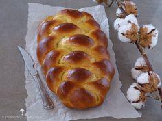 """Aunque personalmente no estoy familiarizada con el Judaísmo, la primera vez que vi un Challah Bread (""""jalá"""" en español) me dejó totalmente cautivada."""