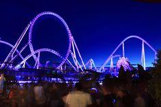 Europa park,amazing roller coaster