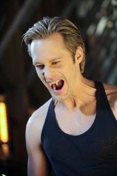 Still of Alexander Skarsgård in True Blood (2008)