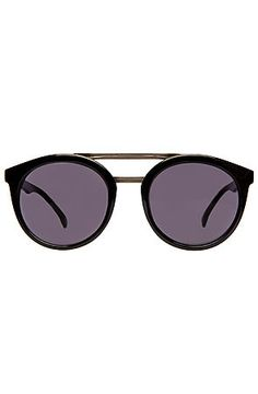 Le Specs Sunglasses Black Lagoon Sunglasses Black $60