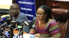 Ghana's Electoral Commission disqualifies 13 presidential candidates   Whatsapp / Call 2349034421467 or 2348063807769 For Lovablevibes Music Promotion   Ahead of theDecember 7presidential elections Ghana's Electoral Commission has disqualified 13 candidates from the race. This announcement was made by the EC Chairperson Charlotte Osei who said the disqualified candidates failed to meet the necessary requirements. The disqualification leaves only four candidates in the race for Flagstaff…