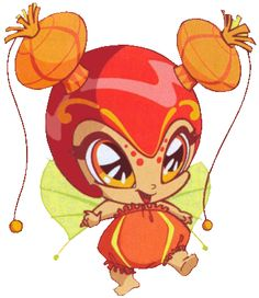 Glim my favorite and cutest pixie!!!