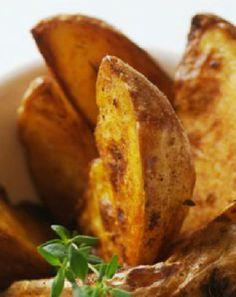 Low FODMAP and Gluten Free - Potato Wedges http://www.ibssano.com/low_fodmap_sweet_potato.html
