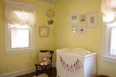 decor ideas for a yellow green blue nursery, bedroom ideas, home decor, paint colors, shabby chic