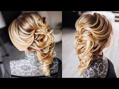 Greek Braid Hairstyle Tutorial, Easy wedding Updo - YouTube