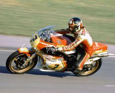 Barry Sheene Team(s)Suzuki, Yamaha Championships Formula 750 - 1973, 500cc - 1976, 1977