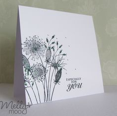 Mellymoo papercrafting: Especially for you Quick Cards, Diy Cards, Craft Cards, Card Making Inspiration, Making Ideas, Sympathy Cards, Greeting Cards, Cardio Cards, Karten Diy