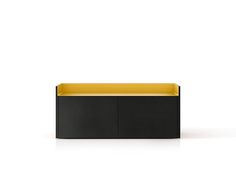 STH201 Wooden sideboard Stockholm Collection by Punt design Mario Ruiz