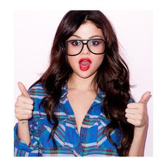 Last.fm ❤ liked on Polyvore featuring selena gomez, people, selena, celebrities and hair