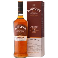Bowmore Laimrig 2014 edition launches in UK