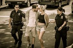 Hot, Kissing, Cuffed Couple Found on Facebook -- NYMag