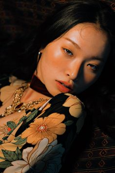 "voulair: "" Kwon Saem photographed by Park Jihye """