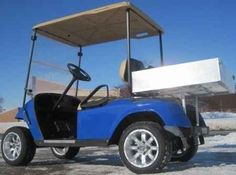 New 2012 Ez Go Custom 36V Electric Utility Golf Cart Dump Bed ATVs For Sale in Illinois. (866) 606-3991 You will be extremely excited once you receive the Custom Ez Go 36V Electric Utility Golf Cart With Aluminum Dump Bed because it has what other competition on EBAY does NOT! Sure there are others out there claiming or selling models that look the same, however the quality is just not there! Every single golf kart comes with a warranty that is fully backed leaving you with NO RISK involved…