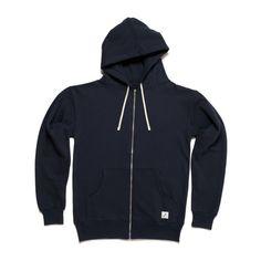 The Creatørs Club • Zip hoodie • Navy