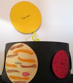 Solar System Headband $ {Ms. Shope's Class}