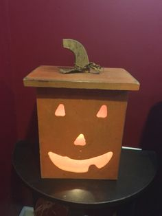 Lighted primitive pumpkinhttps://m.facebook.com/pages/The-Cozy-Country-Craft-House/575638289196544