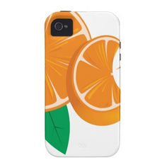 Oranges Case For The iPhone 4