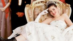 """The Princess Diaries""  Anne Hathaway,"