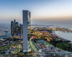 Abu Dhabi National Oil Company Headquarters / HOK
