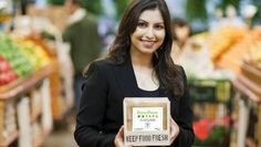 Kavita Shukla has created a way to keep many other fruits and vegetables fresh two to four times longer with an organic product. Lentil Recipes, Moroccan Oil, Dried Beans, Food Waste, Fruits And Vegetables, Amazing Women, How To Find Out, Fresh, Eat