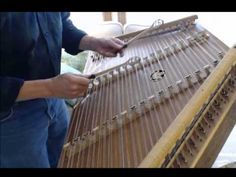 Away in a Manger on hammered dulcimer by Timothy Seaman