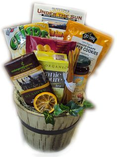 After Surgery Recovery Basket