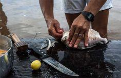 | Usinas do Tapajós podem causar morte de peixes, extinção de espécies e contaminação por mercúrio | Uma das denúncias mais graves, entre as que pesam sobre a os impactos ignorados pelos estudos oficiais, é a contaminação por mercúrio. | Photo by Lilo Clareto/Repórter Brasil