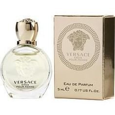 44502a2f2 Versace Eros Pour Femme By Gianni Versace THE THRILL OF NEW SCENTS 30-Day  Supply