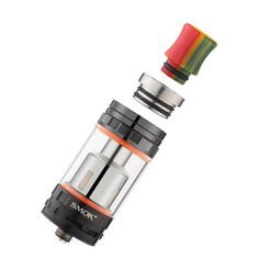 510 Drip Tip Adaptor To Fit The Smok TFV12, TFV8 Cloud Beast & Big Baby Beast - Stainless Steel or POM