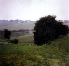 Prados, 1985 - Gerhard Richter. Nueva Pintura Europea
