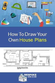 Are you a terraced house owner who is thinking of getting some building work done to your home? Did you know that one of the best things you can do is draw up your own house plans? Go here: https://bespokehomedesign.com/blog/reconfig-how-to-draw-your-own-house-plans/ and find out how easy it is!