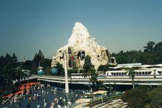 Disneyland 1988 Tomorrowland