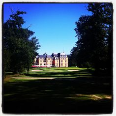 GreenBC Swiss Open 2012 - Golf du Château de Hombourg Golf Clubs, Mansions, House Styles, Fancy Houses, Mansion, Manor Houses, Mansion Houses, Villas