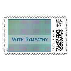sympathy pastel teal customizable