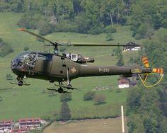 Bilder Alouette III SE-3160 - Kategorie: Alouette III SE-3160 - Bild: Alouette lll V-210