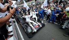 WEC | Le Mans: beffa Toyota, trionfo Porsche. Successo per Ford in GTE Pro