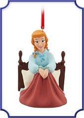Cinderella Art of Disney Animation Monthly Ornaments, July 2016 | Disney Store