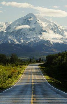 Sunny Alaska Sunglasses Denali