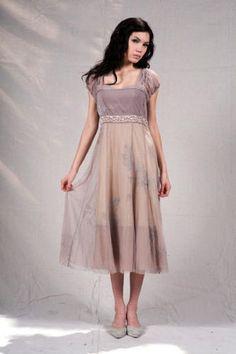 Romantic Nataya Sweet Whispers Dress 40096 Vintage Inspired s M L XL | eBay
