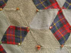 Ann Quilts: Cozy Wool