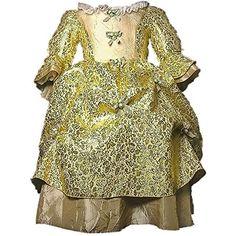 Dressy Daisy Girls Vintage Victorian Dresses Fancy Party Costume Pageant Dress Size 3-4T Golden Dressy Daisy http://www.amazon.com/dp/B0142WVT3S/ref=cm_sw_r_pi_dp_XTldwb0N3Q075