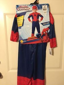 Spider Man Costume Toddler Playtime Gift Box Toddler Size 2 4   eBay