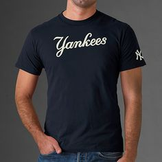 New York Yankees Fieldhouse Basic T-Shirt by '47 Brand