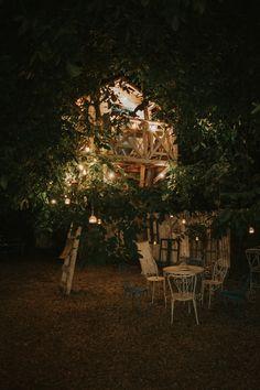 The Wedding House, căsuța perfectă pentru nunți de basm – Fabrika de Case    #TheWeddingHouse #treehouse #outdoorentertaining