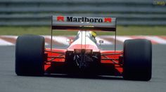 Ayrton Senna - 1988 McLaren Tr�s