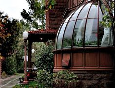 Conservatory / The Green Life <3